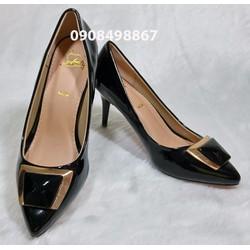 Giày nữ công sở cao gót