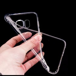 Ốp lưng nhựa dẻo trong suốt Samsung Galaxy S7 Edge