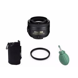 Lens Nikon AF-S 35mm f-1.8 G DX- Tặng túi lens - filter - bóng thổi
