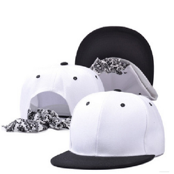 nón thời trang Hàn Quốc nón hiphop giả da  nón khăn họa tiết hoa
