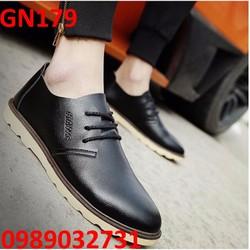 Giày lười nam Hàn Quốc - GN179