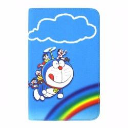 Bao da Samsung-Galaxy Tab 3 Lite T110 hình Doraemon đáng yêu mẫu 11