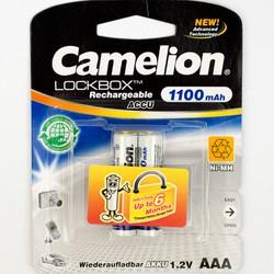 Pin sạc Camelion AAA - 1.2V - 1100mAh