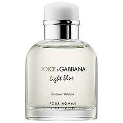 Nước hoa Dolce Gabbana Light Blue Discover Vulcano Pour Homme