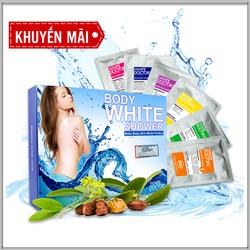 Kem tắm trắng White Doctors Body White Shower