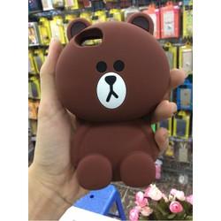 ốp gấu iphone 4s