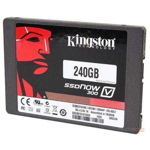 Ổ Cứng SSD 240Gb KINGTON Sata 3 Chính hãng