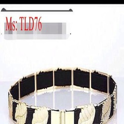Dây nịt nữ mang đầm hình chiếc là thời trang sành điệu TLD76