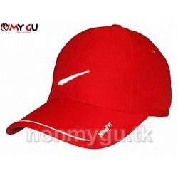 Nón thể thao thời trang. M116 - Đỏ