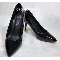 Giày cao gót công sở bít mũi nhọn