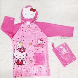 Áo mưa thời trang  hoạt hình nghộ nghĩnh cho bé