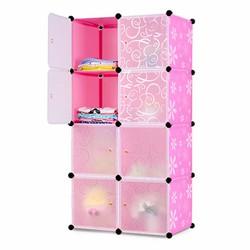 Tủ lắp ráp 8 ngăn cao cấp tự thiết kế Dhome 8101