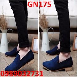 Giày lười nam Phong cách Hàn Quốc - GN175