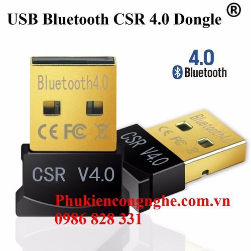 USB Bluetooth CSR 4.0 Dongle truyền tín hiệu không dây cho Máy tính - 4078944 , 4202324 , 15_4202324 , 75000 , USB-Bluetooth-CSR-4.0-Dongle-truyen-tin-hieu-khong-day-cho-May-tinh-15_4202324 , sendo.vn , USB Bluetooth CSR 4.0 Dongle truyền tín hiệu không dây cho Máy tính