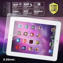 Miếng dán kính cường lực iPad Air 2 full màn hình