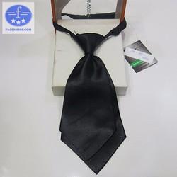 [Chuyên sỉ - lẻ] Cà vạt thắt sẵn nữ Facioshop CA25 - bản 7.5cm