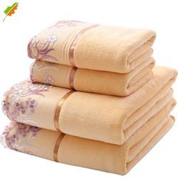 Bộ 4 khăn tắm cực chất MKT421