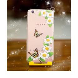 Ốp lưng Oppo F1s A59 dẻo hình hoa