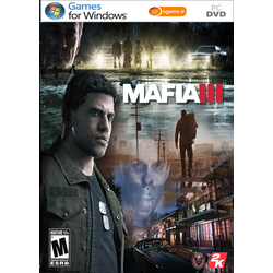 Đĩa game PC Mafia III 5 DVD