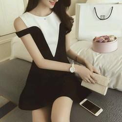 Đầm thời trang style Hàn Quốc