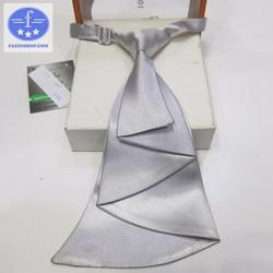 [Chuyên sỉ - lẻ] Cà vạt thắt sẵn nữ Facioshop CT24 - bản 8.5cm