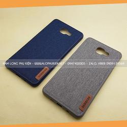 Ốp lưng vải Galaxy A7 A710 giá rẻ