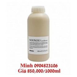 Dầu xả dành cho tóc khô và hư tổn Nounou 1000ml