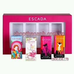 Escada Mini Perfume Gift Set