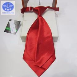 [Chuyên sỉ - lẻ] Cà vạt thắt sẵn nữ Facioshop CW25 - bản 7.5cm