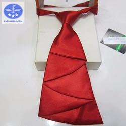 [Chuyên sỉ - lẻ] Cà vạt thắt sẵn nam Facioshop CW24 - bản 8.5cm