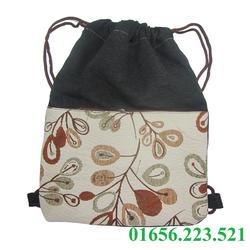 Balo vải bố , hàng đẹp chất lượng cao - MS05