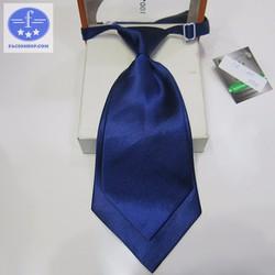 [Chuyên sỉ - lẻ] Cà vạt thắt sẵn nam Facioshop CP25 - bản 7.5cm