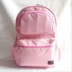 Balo laptop thời trang hồng