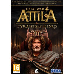Đĩa game PC Total War: ATTILA Complete 5 DVD