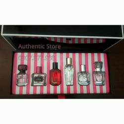 Victorias Secret Mini Perfume Gift Set