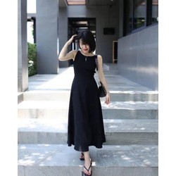 Faye Dress Đầm Maxi Đan Dây Lưng