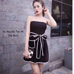 Đầm cúp suông thời trang