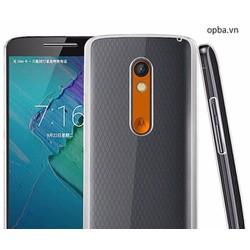 Ốp Lưng Motorola X Style Trong Suốt Dẻo