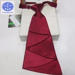 [Chuyên sỉ - lẻ] Cà vạt thắt sẵn nam Facioshop CK24 - bản 8.5cm