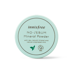 Phấn bột kiềm dầu No Sebum Mineral Powder