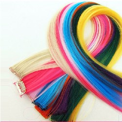 5 line màu gắn tóc