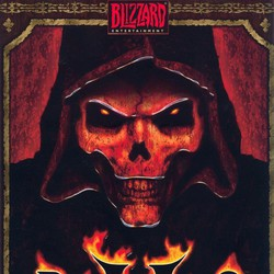 Đĩa game PC Diablo II trọn bộ
