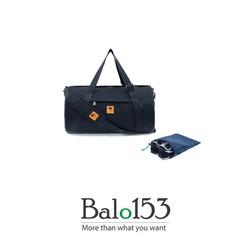 Balo153- Túi xách du lịch Mikkor Boris Black