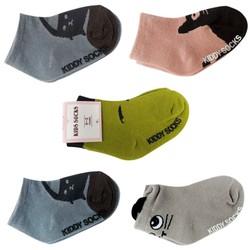 Bộ 5 đôi Tất Kiddy Socks cho bé yêu từ 6 tháng- 3 tuổi – Phú Đạt