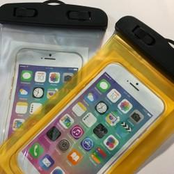 Phones 5-6 inch-Túi đựng điện thoại chống nước bằng nhựa trong suốt