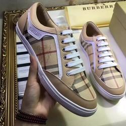 Giày da nam Burberry phong cách mới  .Mã SD1067