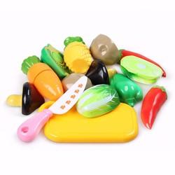 Mô hình dụng cụ cắt hoa quả