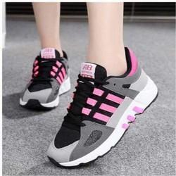 giày thể thao sọc phối màu
