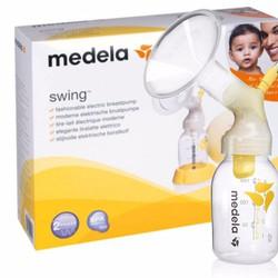Máy hút sữa Medela Swing hút đơn TẶNG núm ti Calma