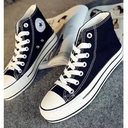 Giày sneaker cao cổ ngôi sao